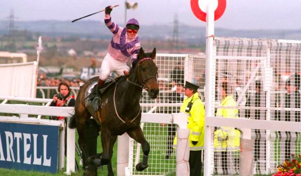 Winning the Grand National – 1992